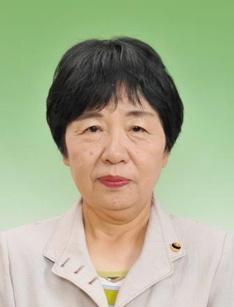 冨田牧子議員の写真