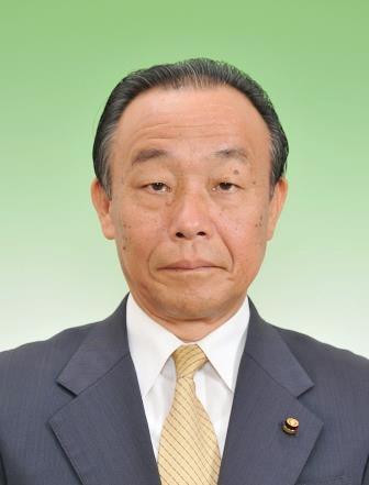 亀谷光議員の写真