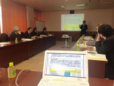 兵庫県加西市議会視察対応