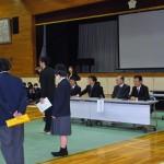 可児高等学校にて模擬選挙を実施9